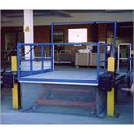 Loading Bay Lift Tables
