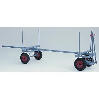Adjustable Length Turntable Trailer