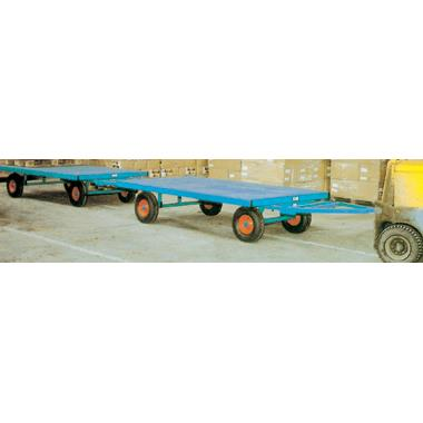 Heavy Duty Industrial Platform Trailers