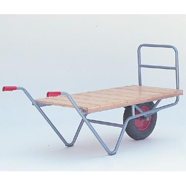 Balanced Single Wheel Barrow