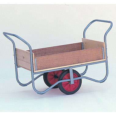 Pram Handled Platform Trolley