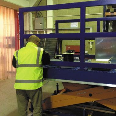 Servicing and Maintenance of Scissor Lift Tables and Hydraulic Lifting Equipment