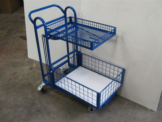 bespoke nesting trolleys