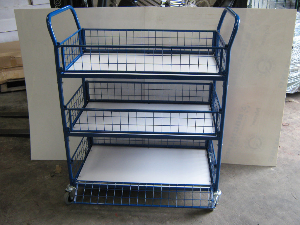 bespoke shop trolley