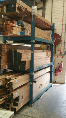 bespoke stillages