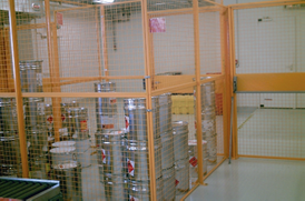 Safe areas for your valuable products