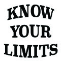 know your limits image