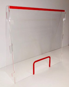 acrylic screen