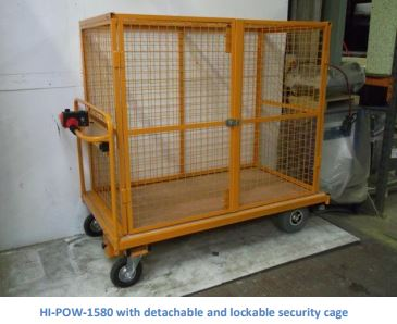 Electric Platform Trolley