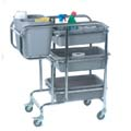 Janitorial or housekeeping Trolley