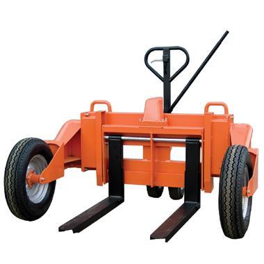 rough ground pallet truck