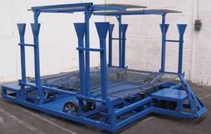 Heavy Duty Storage Pallet