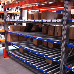 Live-pick Storage Solution - Major Car Roof System Supplier