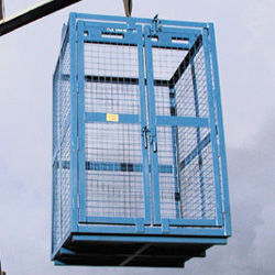 Bespoke Materials/Goods Cage - Leading Construction Group