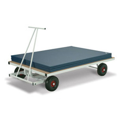 Bespoke Equipment Trolleys - Major Gym Consortium