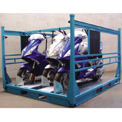 Heavy Duty Motorbike Pallet - Global Motorcycle Manufacturer