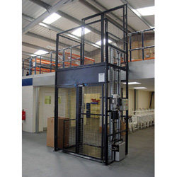 Mezzanine Lifts - UK Top 10 University, London