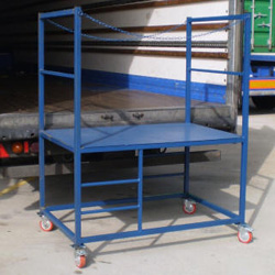 Mobile Access Platform - Car Roof Box Manufacturer