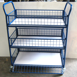 Shelf Trolley - Major High Street Convenience Store