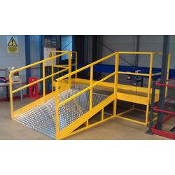 Raised Work Platform and Ramp - NHS Supply Chain